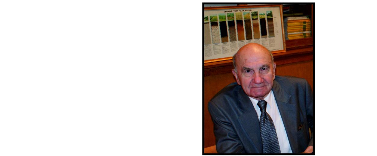 (Polski) Zmarł Profesor dr hab. Zygmunt Brogowski